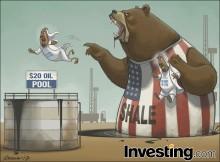 美国页岩油产量的剧增使原油价格巨跌,无视欧佩克一直以来的努力