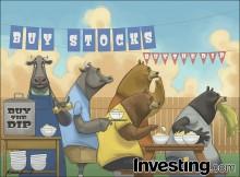 投资者的逢低买入给牛市带来一线生机