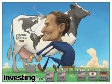全球股指普涨 创历史新高