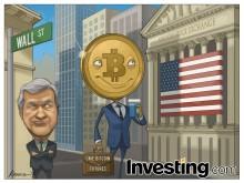 比特币终于来到在华尔街并推出期货合约