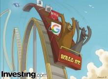 华尔街钟爱的FAANG科技股处境艰难,危机不断。