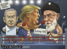 特朗普撕毁伊朗核协议 油价将飞涨至100美元?