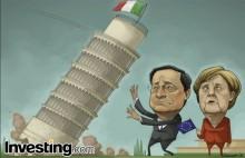 意大利政局摇摇晃晃如比萨斜塔 欧元区小伙伴恐被砸分手