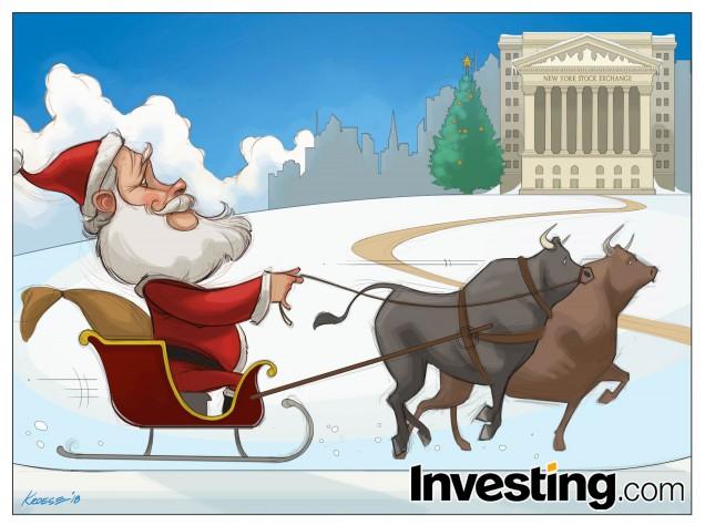 特朗普贸易大炮乱轰,华尔街圣诞狂欢恐落空