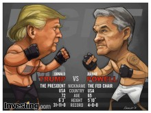 本周重头大戏:特朗普决战鲍威尔