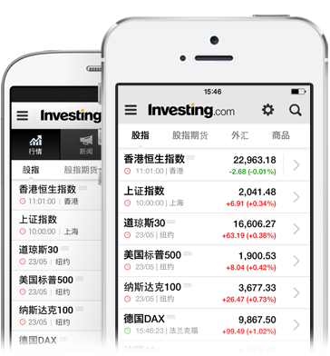 实时股票行情(Real Time Stocks) 应用程序(App)
