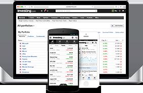Investing.com提醒通知让您把握每一次机会