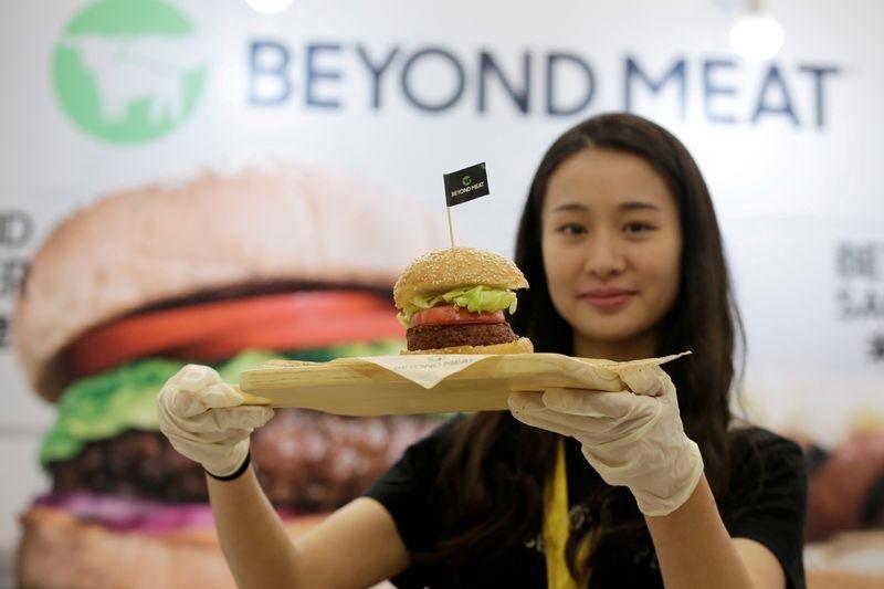 盘前异动:Beyond Meat 涨近3%,宣布在中国浙江建立两家工厂