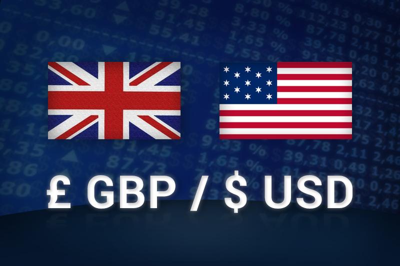 外汇 - GBP/USD在美国盘口尾盘下跌