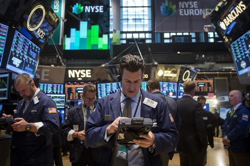 美国股市涨跌不一;截至收盘道琼斯工业平均指数上涨0.33%