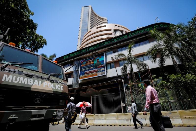 印度股市收低;截至收盘印度S&P CNX NIFTY指数下跌0.45%