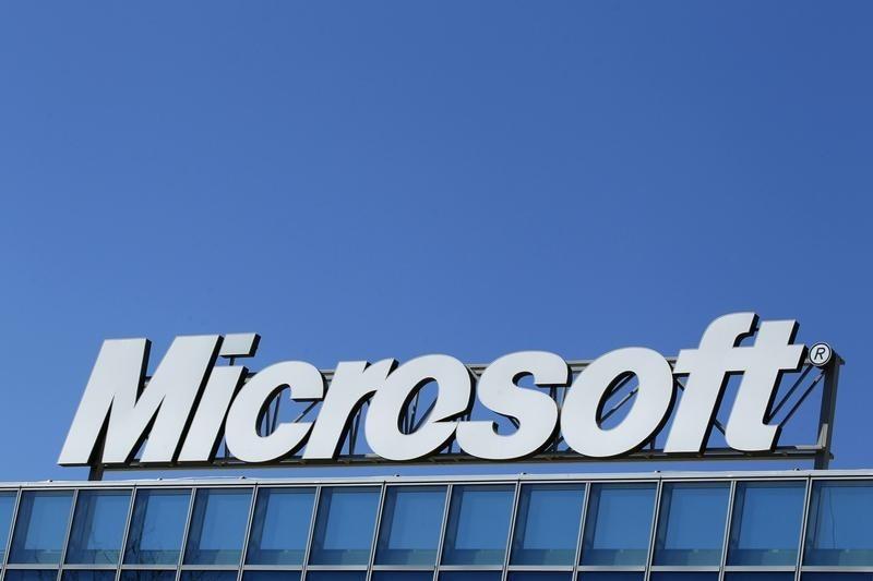 盘前异动:微软涨超1%,宣布规模高达600亿美元股票回购计划