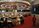 香港股市:早盘受汇丰拖累而下跌,博彩股遭获利了结表现疲软