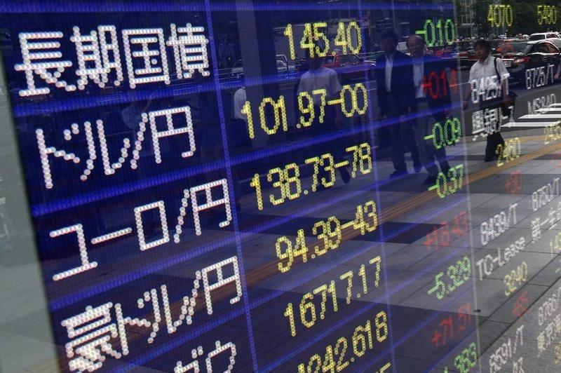 MIEX市场速递:澳联储利率决议快出炉,先前日韩经济数据忧惧