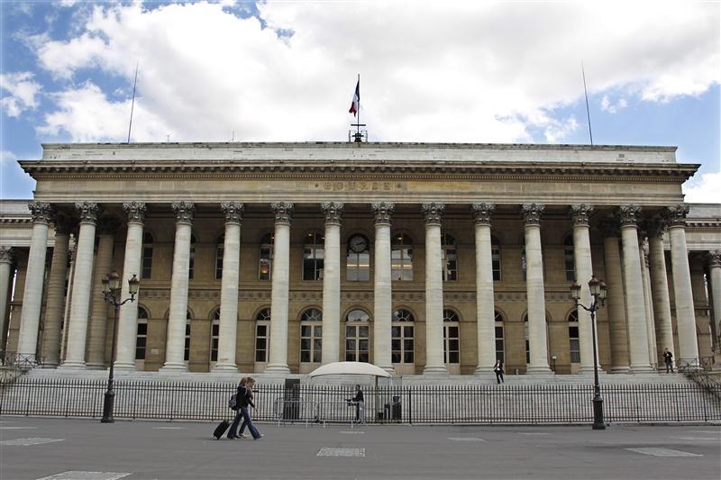 法国股市收低;截至收盘法国CAC40指数下跌0.02%