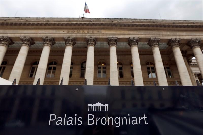 © Reuters.  法国股市收低;截至收盘法国CAC40指数下跌0.60%