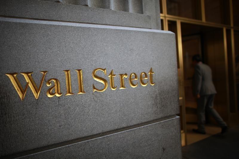 美国股市收低;截至收盘道琼斯工业平均指数下跌0.55%
