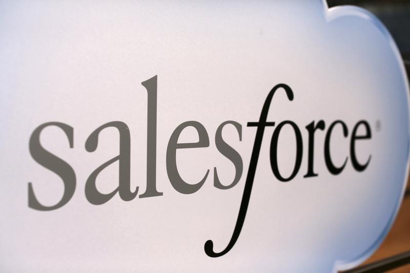 押对宝了!Salesforce清仓Zoom股份 投资回报率至少2倍多
