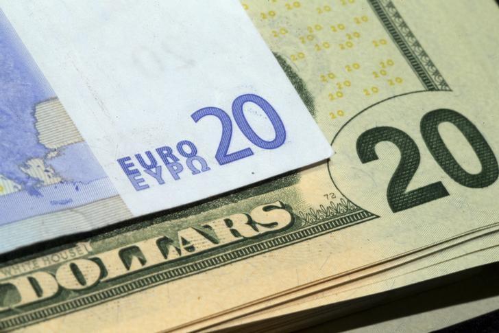 © Reuters.  外汇欧盘:美元创2019年新高 德国政局动荡风险升温拖累欧元