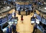 美国股市:微幅收低,贸易忧虑盖过强劲业绩