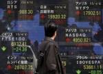 亚洲股市多数收跌 沪深指数午后跳水转跌 韩国下调经济增长预测