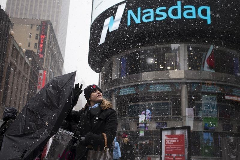 © Reuters.  美股早知道:美股U型逆转后收高,网络安全板块集体走高