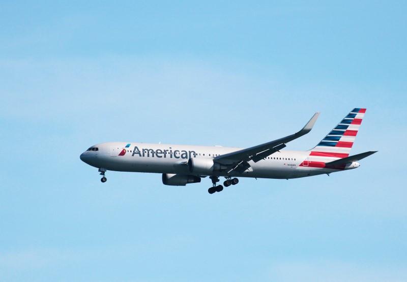 美国航空扩大股票和可转债发行规模 筹资额增至20亿美元