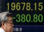 亚股普遍重挫:恒指大跌3% 蚂蚁金服和腾讯持股的众安在线跌近10%