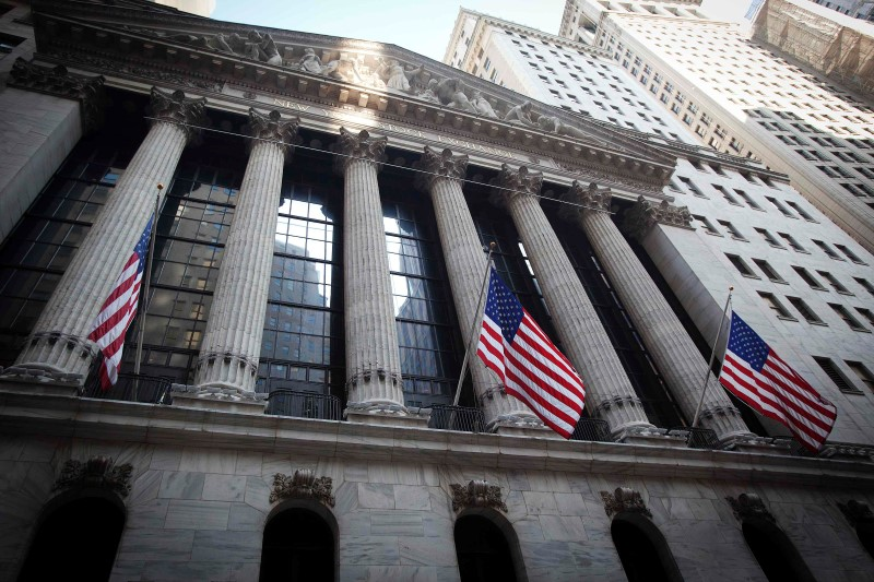 美国股市上涨;截至收盘道琼斯工业平均指数上涨0.68%