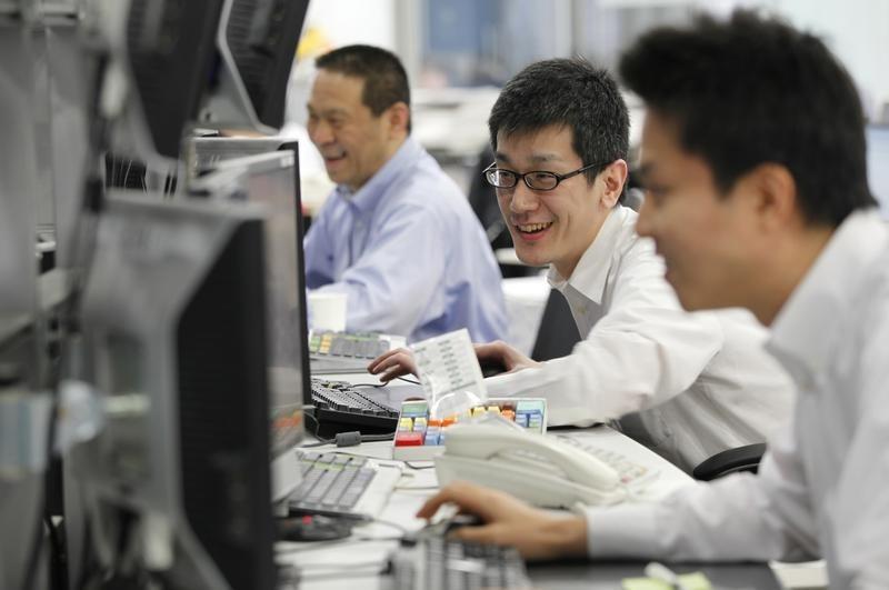 日本股市收低;截至收盘日经225指数下跌1.22%