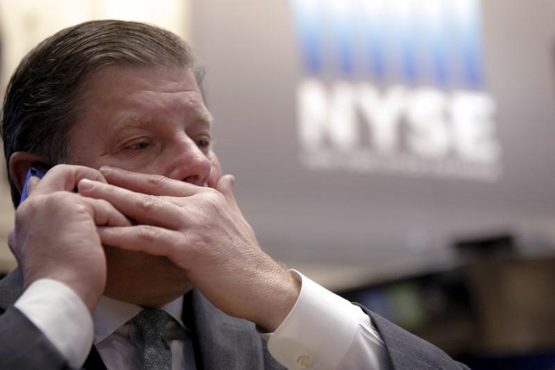 © Reuters.  美国股市:三大股指创四周连涨,因寄望中美贸易争端将得到解决