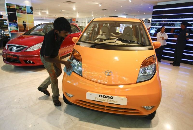 塔塔汽车:芯片短缺预计将导致捷豹路虎9月份产量下降50%