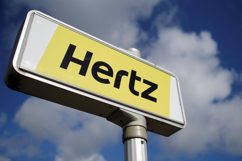 股价暴涨近十倍后,已申请破产的赫兹国际寻求发行10亿美元新股