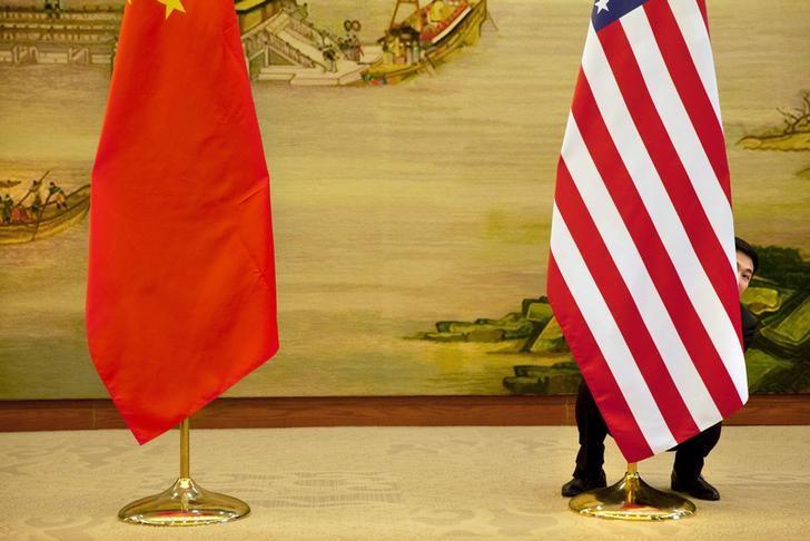 © Reuters.  今日财经市场5件大事:美国政治阴云笼罩 中美贸易谈判进入最后一天
