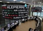 法国股市上涨;截至收盘法国CAC40指数上涨0.67%