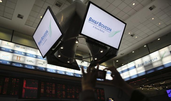 巴西股市抬高;截止到收盘巴西IBOVESPA股指抬高0.09%