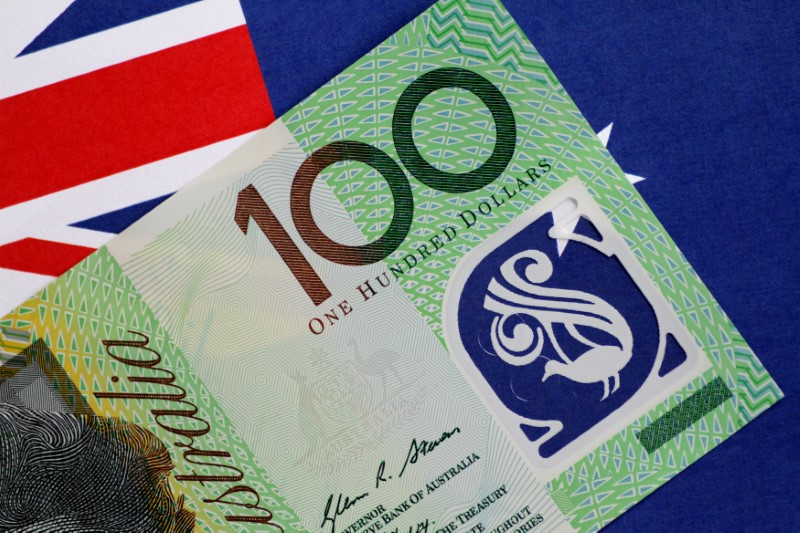外汇亚盘:澳元创近一个月新高 经济前景向好振兴风险心境