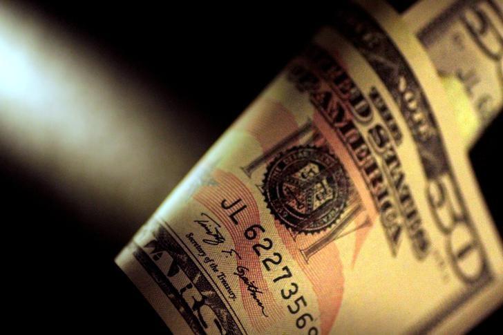 © Reuters.  【环球市场】贸易前景改善提振美股收高 纳指涨近2%道指涨超370点