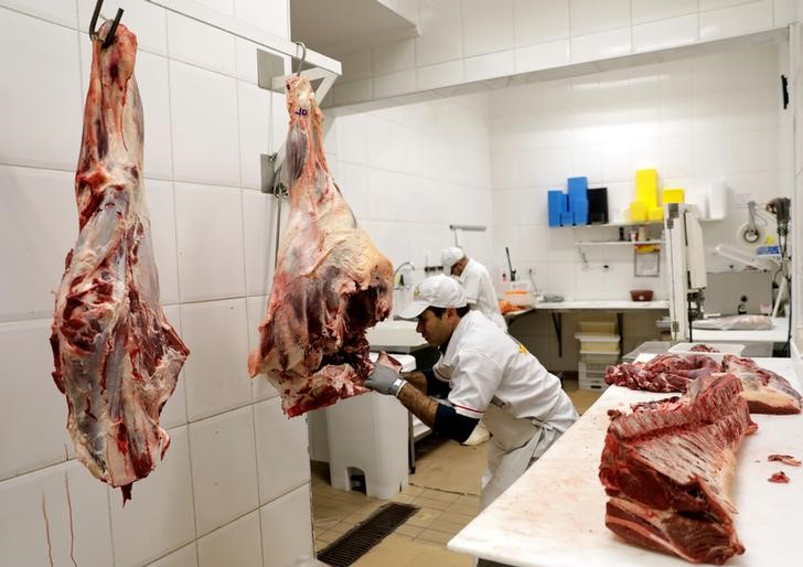 猪肉板块4月观:销量涨了、均价跌了 触顶回落大势难改