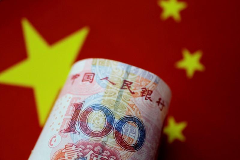 © Reuters.  中国汇市:中美谈判进展缓慢人民币早盘下探近一周低点,区间波动料延续