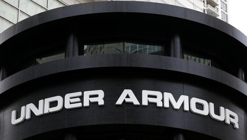 © Reuters.安德玛(UA.US)将发行总额4亿美元优先可换股债券