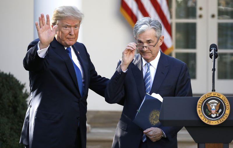 本周财经市场5件大事:特朗普、鲍威尔相继讲话 美国CPI来袭