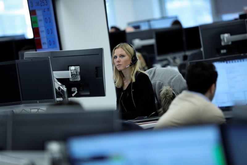 © Reuters.  芬兰股市收低;截至收盘芬兰OMX赫尔辛基25指数下跌1.19%