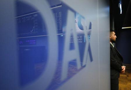 德国股市收低;截至收盘DAX 30下跌1.71%