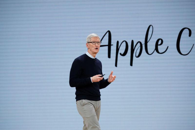 苹果看涨情绪爆棚!本月至少十多家华尔街机构上调其目标价