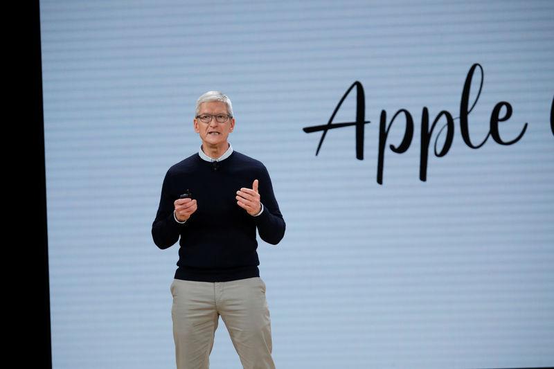 盘前异动:苹果公司涨超2%,股价势将突破500美元