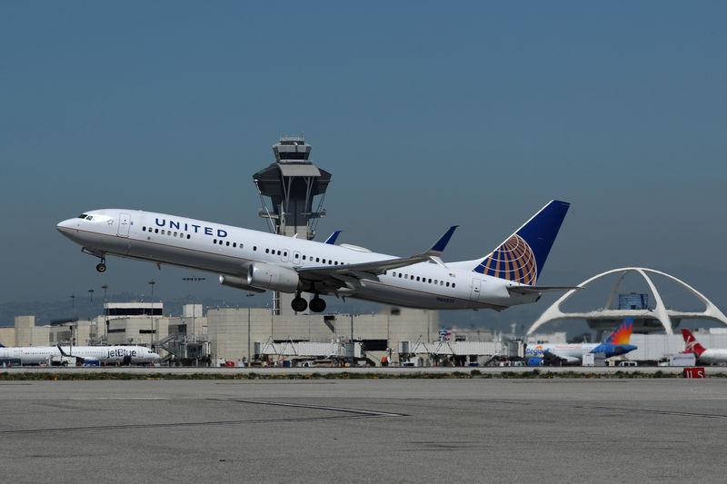 盘前异动:美国航空股全线下跌,小摩警告航空股反弹过头