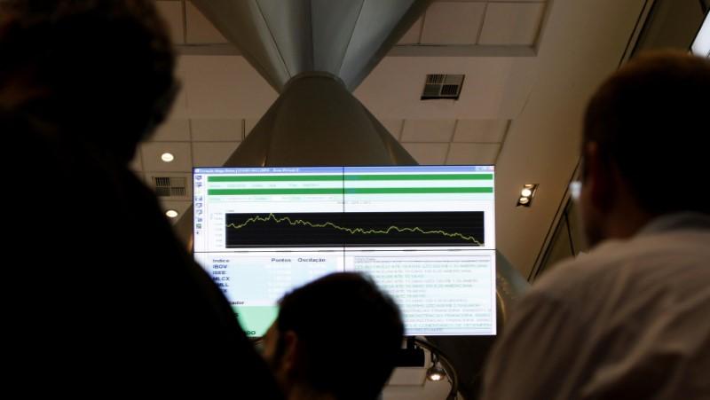 巴西股市上涨;截至收盘巴西IBOVESPA股指上涨0.13%
