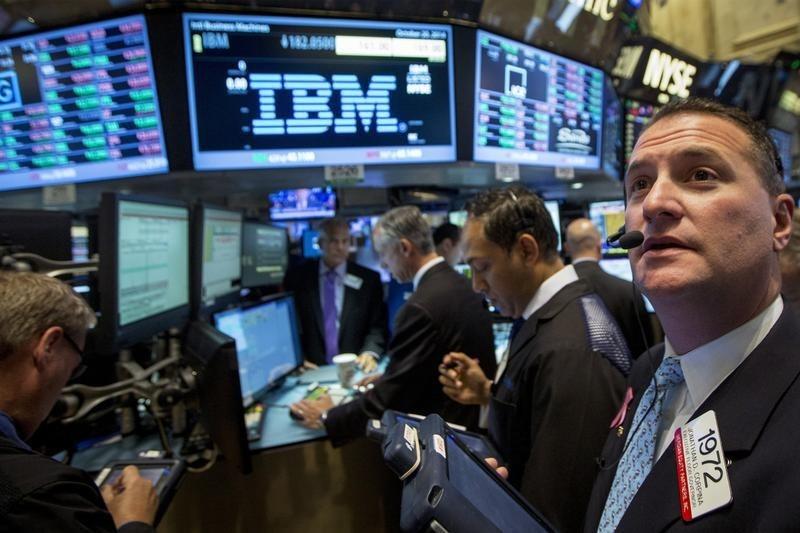 IBM Q3营收176亿美元 略超市场预期