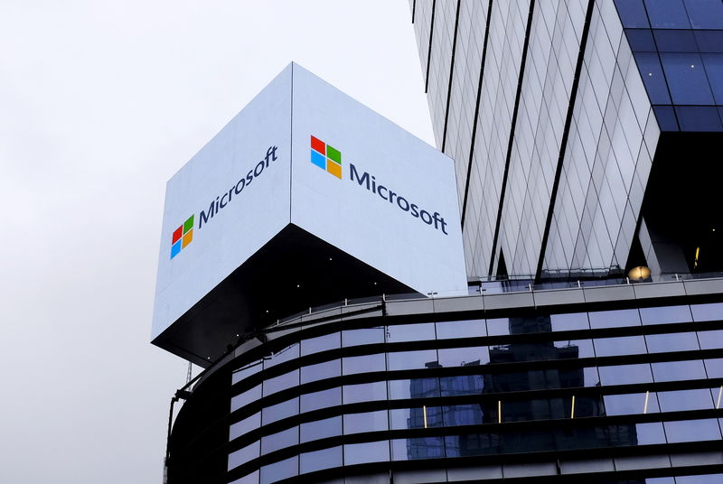 微软Q4财季云业务成亮点 股价能否借势走高?